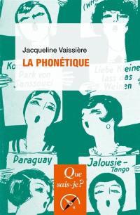 La phonétique