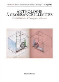 Tremesis. n° 2, Anthologie à croissance illimitée