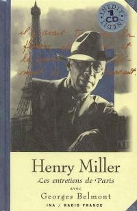 Henry Miller, les entretiens de Paris