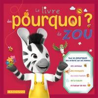 Le livre des pourquoi ? de Zou