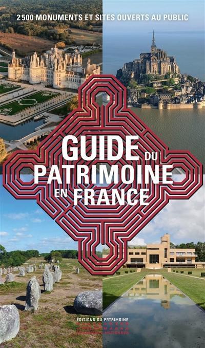 Guide du patrimoine en France