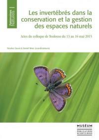 Les invertébrés dans la conservation et la gestion des espaces naturels