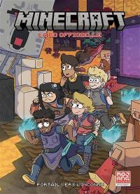 Minecraft : la BD officielle. Vol. 3