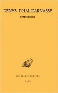 Opuscules rhétoriques. Volume 2, Démosthène