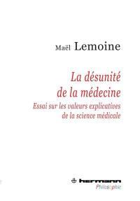 La désunité de la médecine