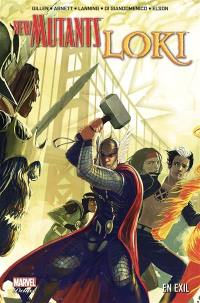 New Mutants & Loki, En exil