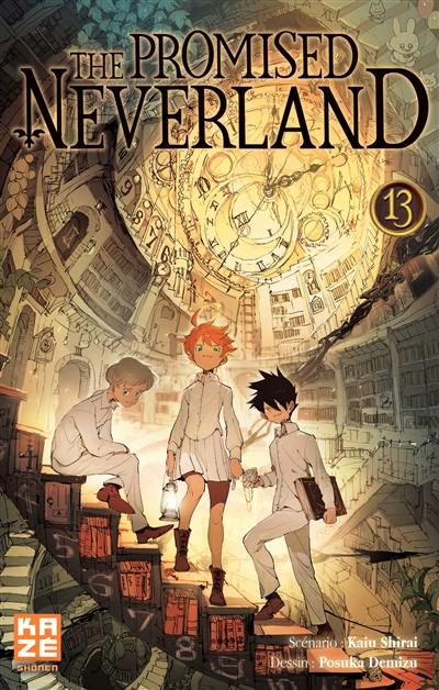 The promised Neverland. Volume 13,