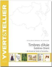 Catalogue Yvert et Tellier de timbres-poste, Timbres d'Asie, Extrême-Orient