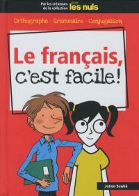 Le français, c'est facile !