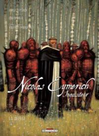 Nicolas Eymerich, inquisiteur. Volume 2, La déesse 2