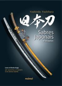 Sabres japonais d'exception : art ancestral et secrets d'un grand maître