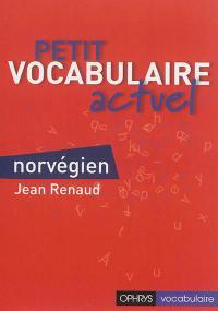 Petit vocabulaire actuel, norvégien