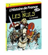 L'histoire de France pour les nuls en BD. Volume 1, Les Gaulois