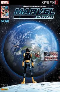 Marvel Universe. n° 7, Nova