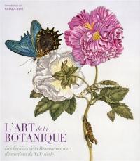L'art de la botanique