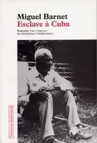 Esclave à Cuba
