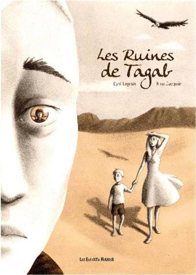 Les ruines de Tagab