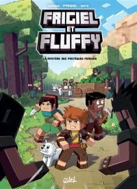 Frigiel et Fluffy. Volume 1, Le mystère des pastèques perdues