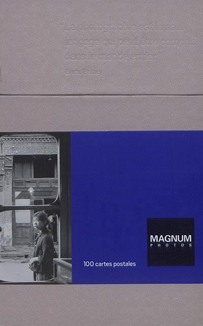 100 cartes postales Magnum photos