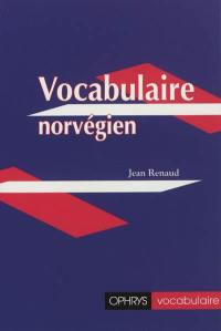 Vocabulaire norvégien = Fransk-norsk tema-ordliste