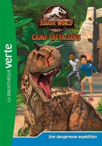 Jurassic World. Volume 2, Une dangereuse expédition