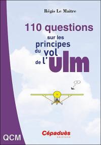 110 questions sur les principes du vol de l'ULM