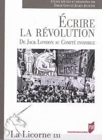 Ecrire la révolution