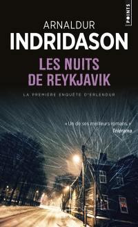 Une enquête du commissaire Erlendur Sveinsson, Les nuits de Reykjavik