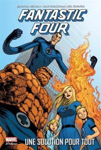 Fantastic Four, Une solution pour tout