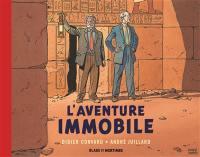 Les aventures de Blake et Mortimer. Volume 5, L'aventure immobile