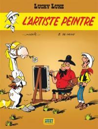Lucky Luke. Volume 40, L'artiste peintre