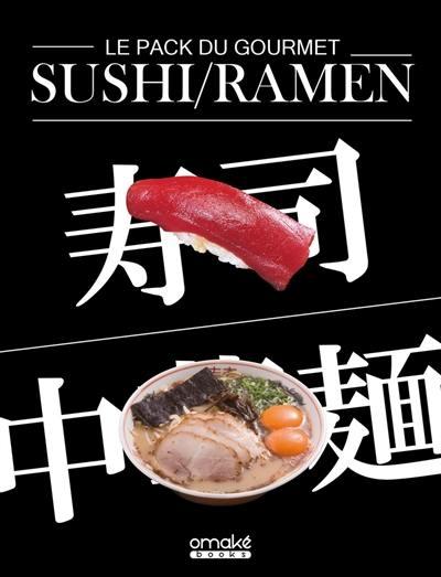 Sushi-ramen : le pack du gourmet