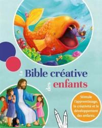 La Bible créative des enfants