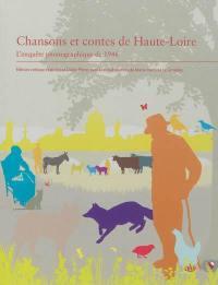 Chansons et contes de Haute-Loire