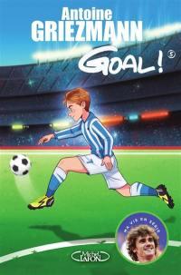 Goal !. Volume 5, Le tout pour le tout