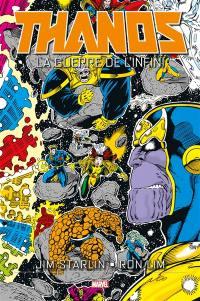 Thanos, La guerre de l'infini