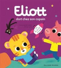 Eliott. Volume 6, Eliott dort chez son copain