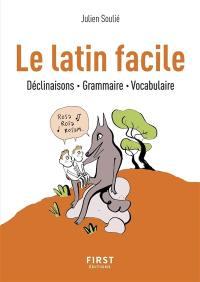Le latin facile