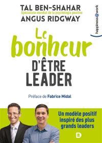 Le bonheur d'être leader