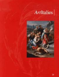 Art Italies : la revue de l'AHAI. n° 20,