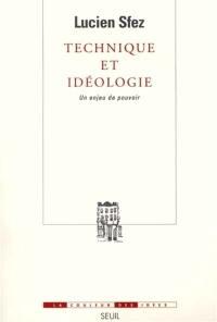 Technique et idéologie