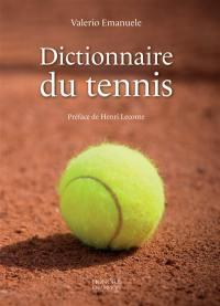 Dictionnaire du tennis