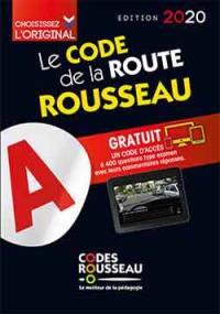 Le code Rousseau de la route