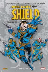 Nick Fury, agent du... SHIELD, 1990-1991