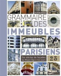 Grammaire des immeubles parisiens