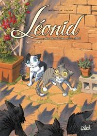 Léonid. Volume 2, La horde