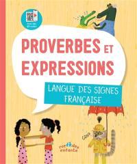 Proverbes et expressions