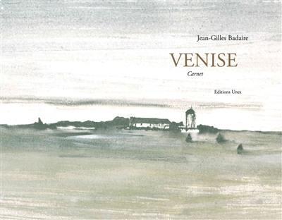 Venise : carnet