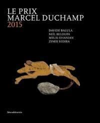 Le prix Marcel Duchamp 2015