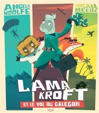 Lama Kroft et le vol du caleçon